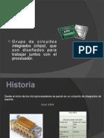 Chipset aplicaciones