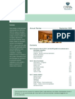 Research Industry Information Report Hotels Contents