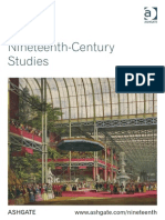 Nineteenth Century Studies 2015