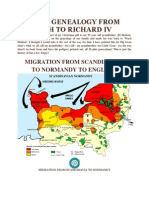 Hudson Genealogy From Rudolph to Richard IV