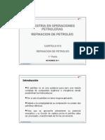 2_CAPITULO N °2 PROCESOS DE REFINACION (1°Parte).pdf