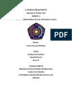 201410370311273 Firdhansyah Abubekar ALGODAT 3F Modul 1