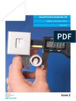 Good Practice Guide - Callipers and Micrometers