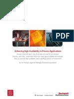 High Availability Process