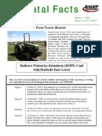 SHARP TractorFatals