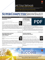 Super Computing Seminar Details