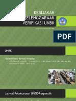 Kegiatan Verifikasi Unbk 20152016-Prov