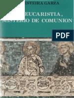 LA EUCARISTIA MISTERIO DE COMUNION Gesteira, m - Subray.pdf