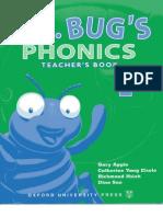 Mr.bugs Phonics for Teacher's Book1