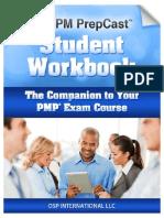 PM PrepCast Student Workbook