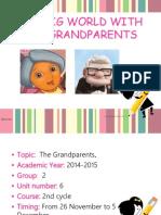 Power Unidad Didactica Grandparents