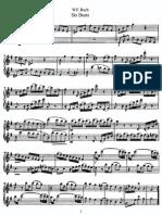 Bach, W.F. - Six Duets
