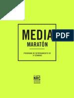 NRC Half Marathon