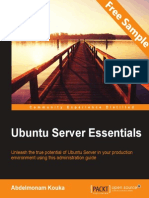 Ubuntu Server Essentials - Sample Chapter