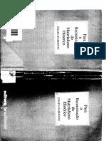 HABERMAS, J. Para a Reconstrução Do Materialismo Histórico