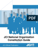 JCI National Organization Constitution Guide ENG-2013-01
