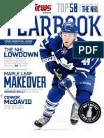 The Hockey News - Yearbook 2015-16