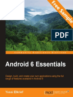 Android 6 Essentials - Sample Chapter