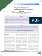 09_221Diagnosis Banding Dan Penatalaksanaan Anemia Neonatus