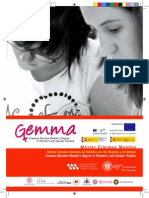 Programa GEMMA 2014 (Imprenta)