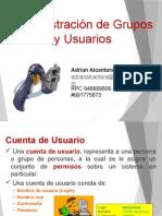 Administracion Usuarios y Grupos