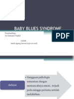 Baby Blues Syndrome Anom