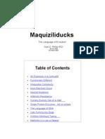 Maquiziliducks