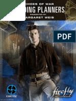 Firefly Echoes of War Wedding Planners Cortex Plus