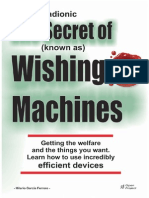 The Secret of the known as Wishing Machines