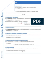 Tema 3 Matemáticas