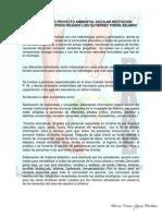 Metodología Proyecto Ambiental Escolar Institución Educativa Presbítero Ricardo Luis Gutiérrez Tobón-signed