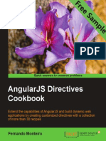 AngularJS Directives Cookbook - Sample Chapter
