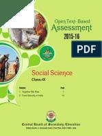 Otba For Class 9 2015 Pdf