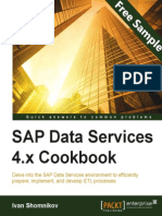 SAP Data Services 4.x Cookbook - Sample Chapter