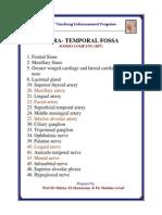 Infera-temporal Fossa 2