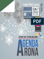 Arona Christmas Programme 2015