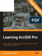 Learning ArcGIS Pro - Sample Chapter