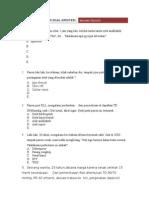 Kompilasi Soal Anestesi by Divisi Pendidikan Trisakti Ukmppd 2015 Batch 2