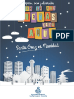 Santa Cruz Christmas Programme 2015