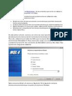 Programacion Expert Advisor Metatrader MQL4 Para Noobs