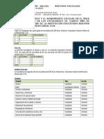 Rendimiento Académico ROXANA