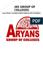 ARYANS GROUP OF COLLEGES.docx