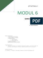 Modul 6 Garis Pengaruh1