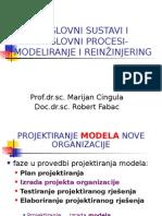 11 Poslovni Sustavi i Poslovni Procesi Modeliranje i Reinzenjering 11