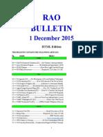 Bulletin 151201 (HTML Edition)
