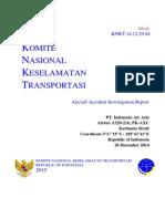 Final Report PK-AXC