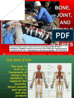 06 Bone,Joint & Muscle Injuries