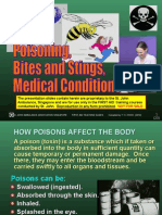 09 Poisoning, Bites & Stings, Med Cond_Tan