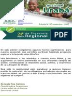 Boletín noviembre EDICIÓN N°07