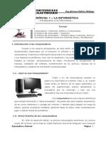 Informatica e Internet Pagina 1